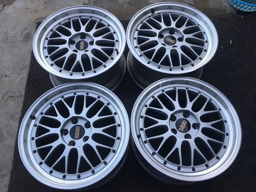 Selling: 18x9 & 18x10 | 5x114.3 & 5x112 | Rare BBS LM wheels for sale