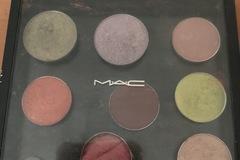 Venta: Paleta con sombras Mac y nabla