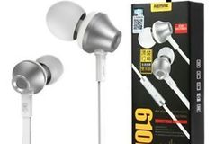 online shop: Remax RM-610D Stereo In-ear Earphone Headphone with Mic & Vo