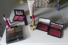 Venta: Super lote de maquillaje: sleek, bourjois, kiko...