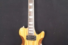 Selling: Occhineri Custom Guitar Satinwood