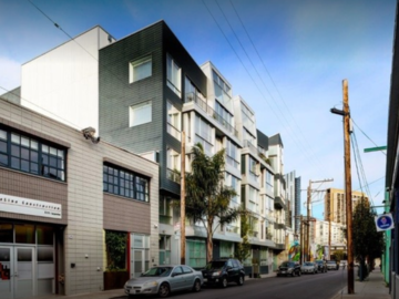 Monthly Rentals (Owner approval required): San Francisco CA, Secured Garage on Folsom Street