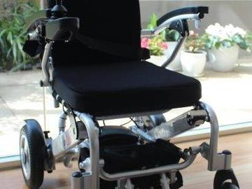 Selling: Freedom Electric Wheelchair