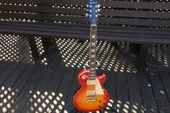 Renting out: Epiphone Les Paul Standard Pro