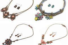 Sell: ON SPECIAL! 60 BEAUTIFUL UPSCALE NECKLACE SETS