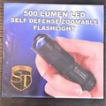 Sell: 29  500 Lumen LED Zoomable Flashlights REDUCED MUST GO