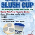 Sell: Lot of 12pc Super Slush Cups