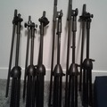 Renting out: Mic Stands (6)