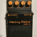 Renting out: Boss Heavy Metal HM-2 Made In Japan