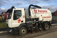 Daily Equipment Rental: Road sweeper hire