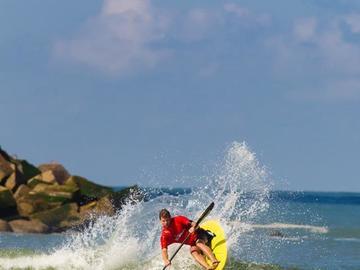 Daily Rate: Expert Waveski board - 2011 World OPEN Champion