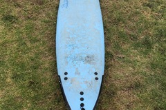 Daily Rate: Gnaraloo Softboard 6'8