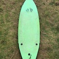 Daily Rate: Gnaraloo Softboard 6'0