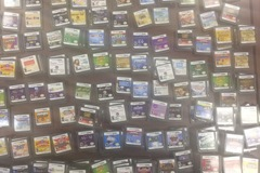 Sell: 50 NINTENDO DS GAMES