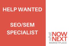 Help Needed: SEO/SEM Specialist