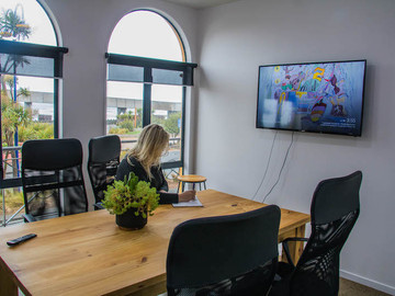 Paid: Desk Surfing  - Escape the home office