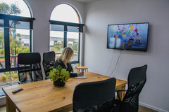 Paid: Private Office within a Co-working Lab