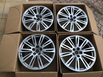 Selling: 20x9 | 5x112 | OEM Audi A8L
