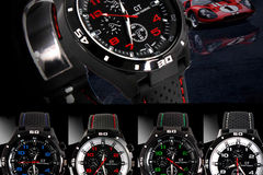 Sell: 40x GT Men's Luxury Style Watches in 8 colors