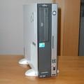 売ります: 富士通 Windows10 64bit 無線LAN確認済み デスクトップパソコン周辺機器が必要な方はご相談下さい。