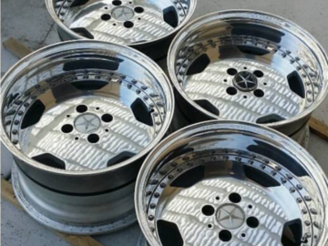 Selling: 15x9 | 4x100 | SSR STARFORMS wheels for sale