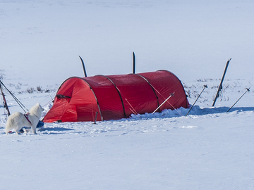 Renting out (per night): Hilleberg Keron 4GT