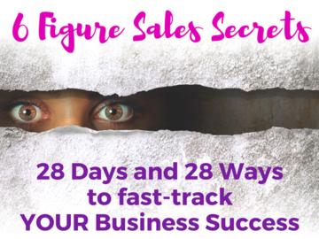Business Services: 6 Figure Sales Secrets Programme