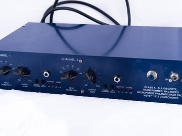 Renting out: Vintech Dual 72 - NEVE 1272 PREAMP