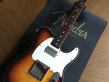 Renting out: Fender Telecaster (MIJ)