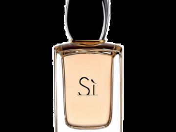 Buscando: Busco Perfume Si de Giogio Armani