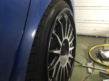 Selling: 19x9 | 5x112 | HRE C109