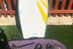 Daily Rate: MANTA bodyboard
