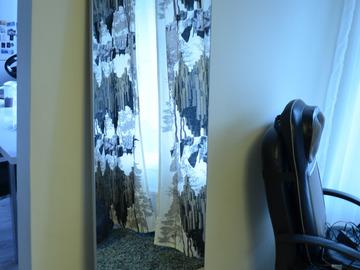 Myydään: Mirror door for IKEA PAX closet