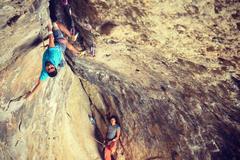 Service/Event: Climbing In Iran