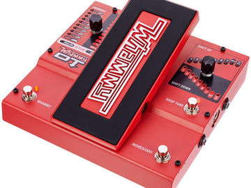 Renting out: Digitech Whammy DT