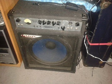 Renting out: Ashdown MAG 300 1x15 Combo