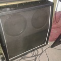 Renting out: Home built 4x12, Vintage. 30's (16 Ohm)
