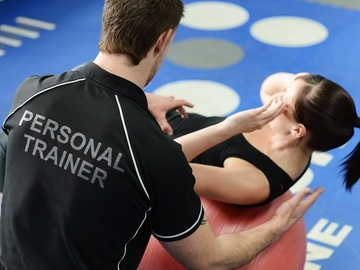 Coaching Session: Becoming a Personal Trainer