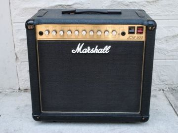 Renting out: Marshall JCM 900 50W HiGain Dual Reverb