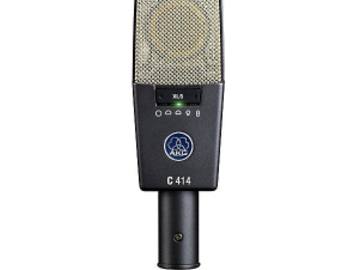 Renting out: AKG C414 XLII Microphone