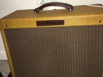 Renting out: Victoria 5112 Tube Guitar Amp