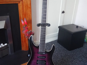 Renting out: Redwood 6-String Electric Guitar (Modded)