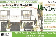Announcement: Glamifornia Blow Dry Special