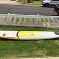 """For Rent: Naish  11'6"""" Nalu sup paddle board"""