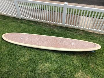 """For Rent: Donald Takayama 9'1"""" HiKai longboard"""