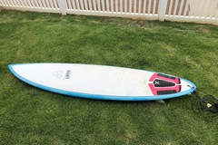 "For Rent: Al Merrick 7'5"" M13 surfboard"