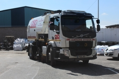 Hourly Equipment Rental: Daytime Road Sweeper Hire - Cumbria