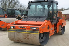 Daily Equipment Rental: HAMM HD 075V Roller - Cumbria