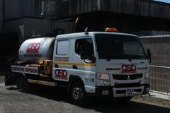 Daily Equipment Rental: Mitsubishi Fuso Canter 3000 Litre Spray Tanker