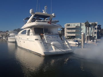 Offering: HULL AND BOTTOM CLEANING BY THE BEST